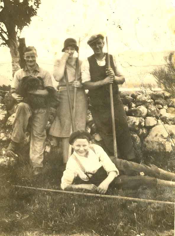 MacGregor's family album