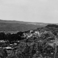 Glenlia c1950  Photograph courtesy of Alister Chisholm