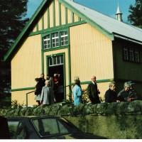 Closing Day of Errogie Church of Scotland