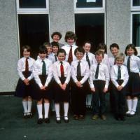 Stratherrick School 1984