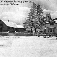 Stratherrick UF Church Errogie  . After union of the UFC  with the Church of Scotland  in1929, the building became the  Stratherrick COS which closed c 1980 Photograph courtesy of Alister Chisholm