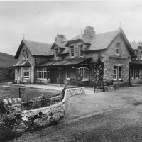 Whitebridge Hotel c1930 Photograph courtesy of Alister Chisholm