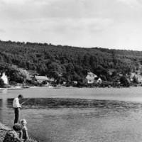 Dores Beach  c1955