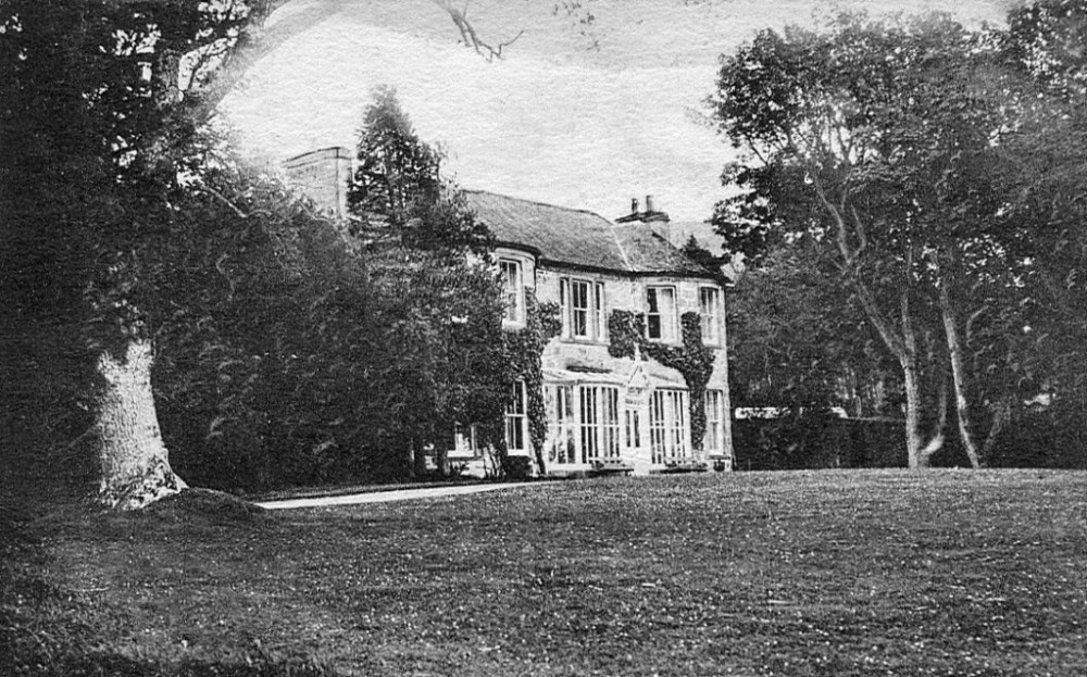 Farraline House around 1920 Photograph courtesy of Alasdair Fraser