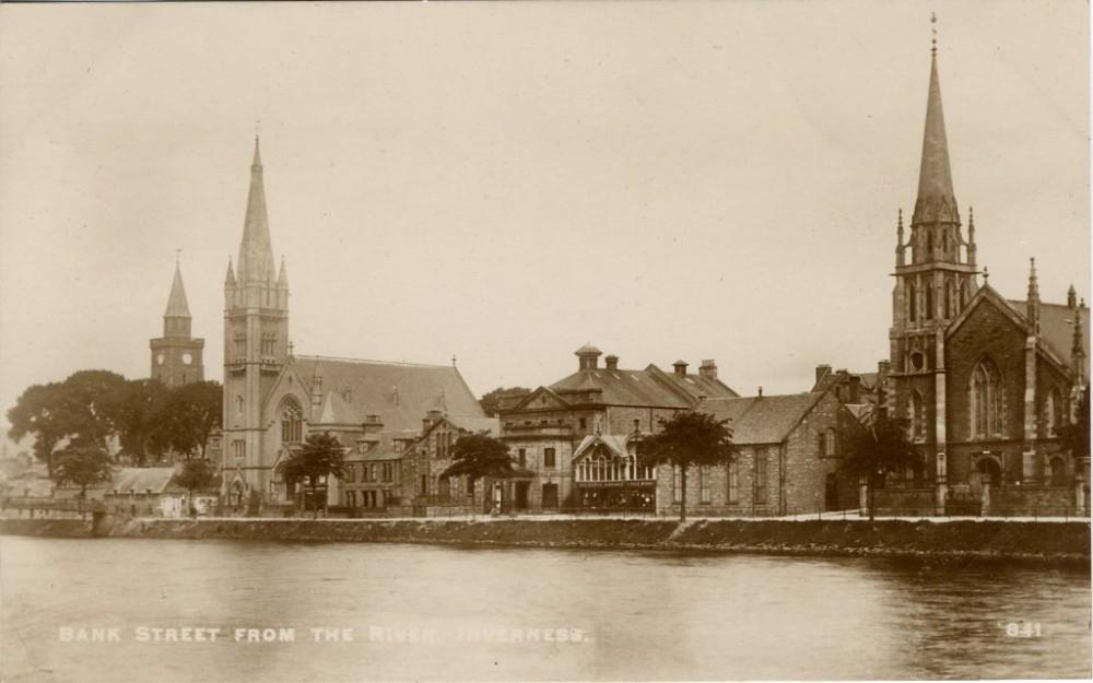 Bank Street Inverness