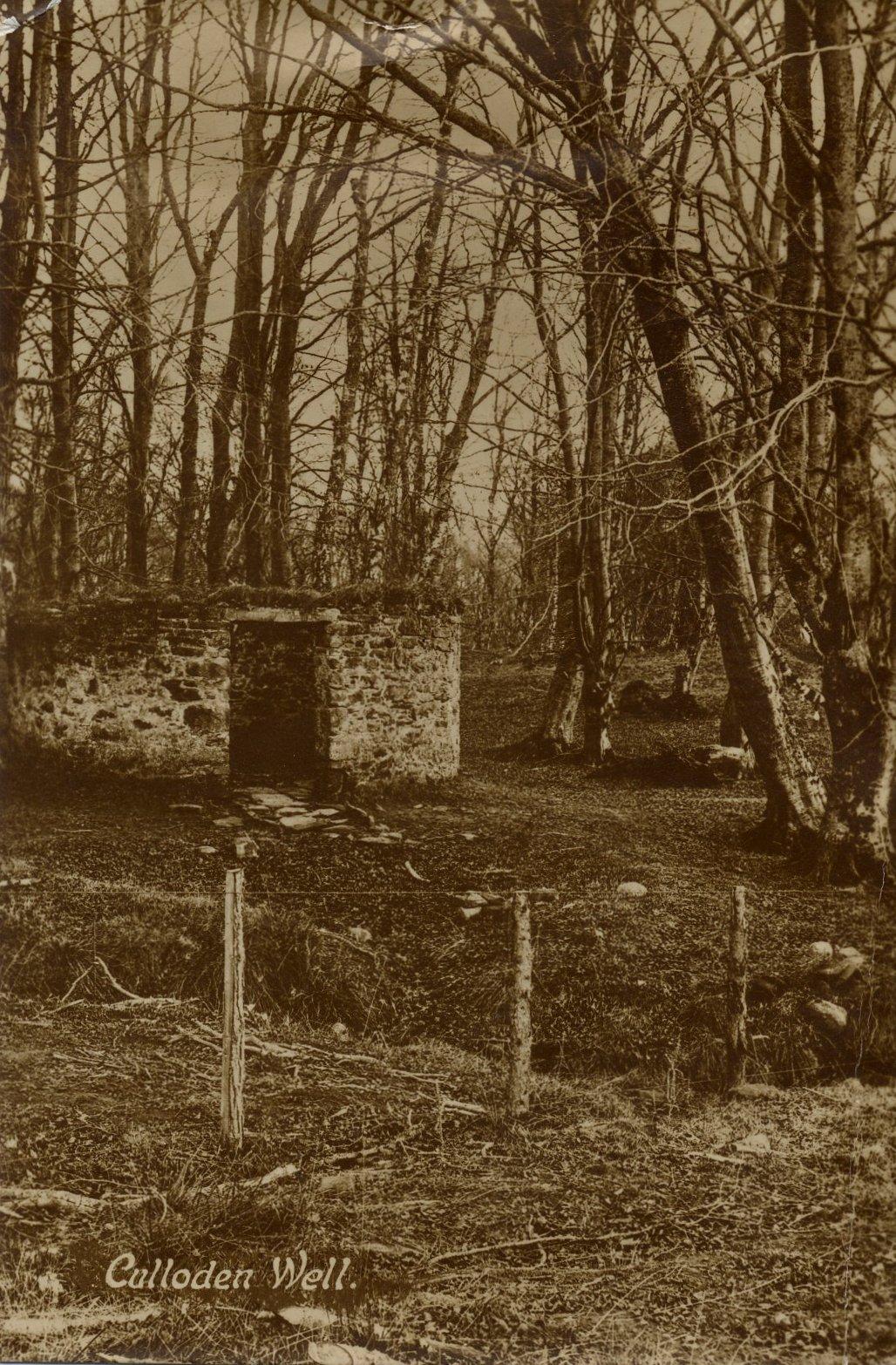 Culloden Well