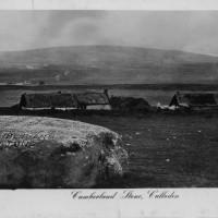 Cumberland Stone  Culloden 1911