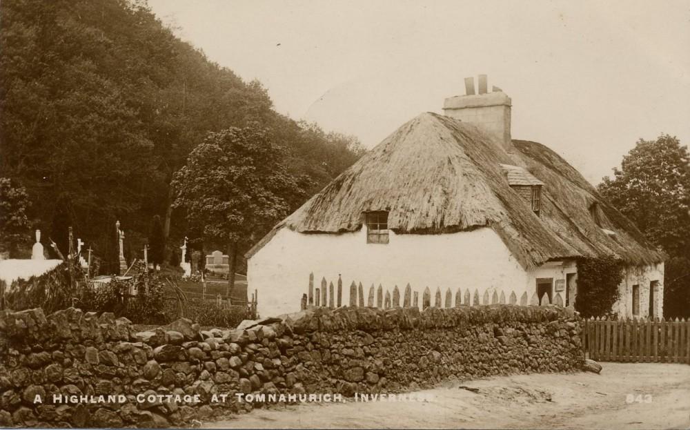 Highland Cottage at Tomnahurich Invernesss