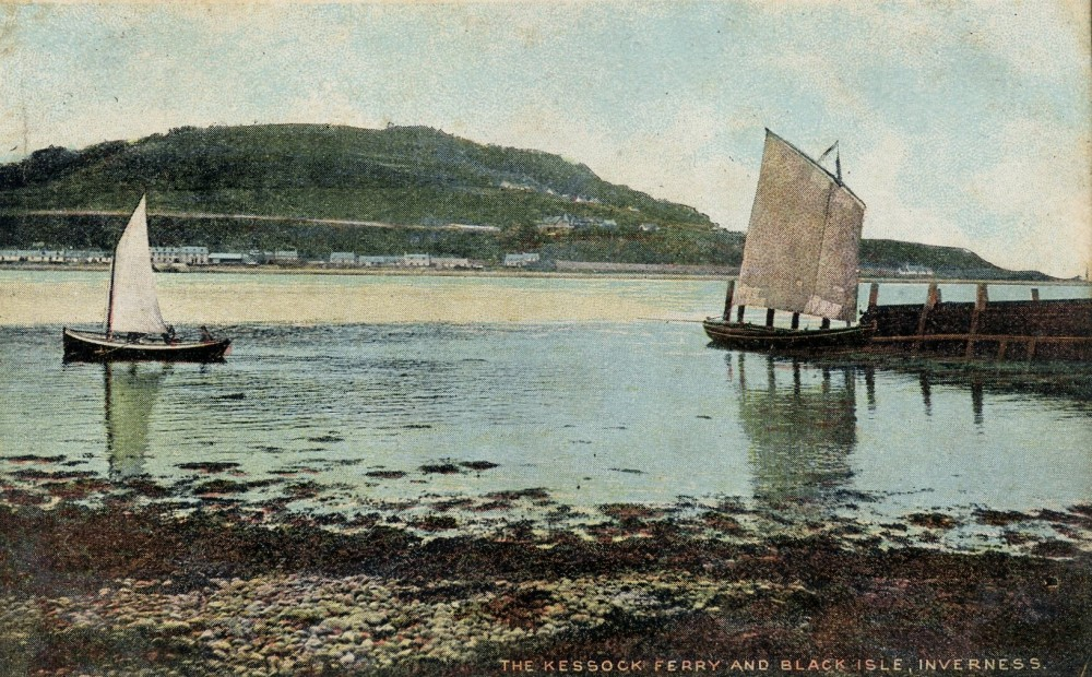 Kessock Ferry and Black Isle Inverness