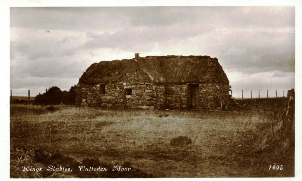 Kings Stables Culloden Moor