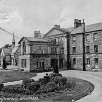 Northern Infirmary Inverness 1911