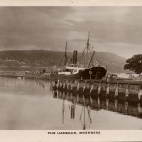 The Harbour Inverness 1914