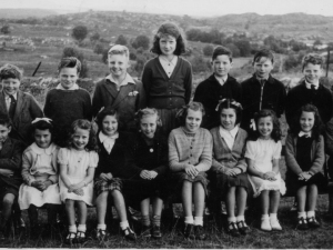 Boleskine School  Oct 1951.