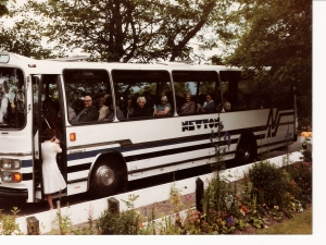 Bus trip to Dingwall 1984