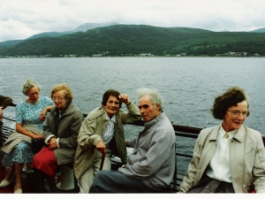 Trip to Loch Linnie Fort William 2