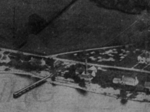 Dores Aerial View c1933-34.