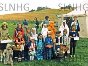 Dores Gala 1979 Fancy Dress