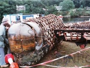 Wellington Bomber.  1985