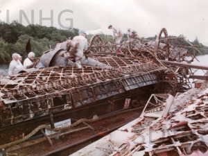 Wellington Bomber 1985.