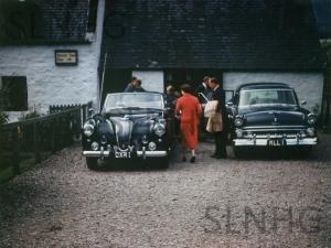 Queen at Dores  Inn c 1967.