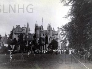 Aldourie Castle,