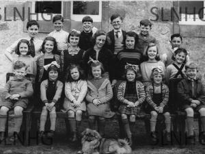 Errogie School  1948-1949