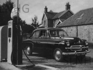 Errogie Petrol Pump .