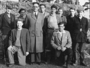 Dell Estate workers 1959.