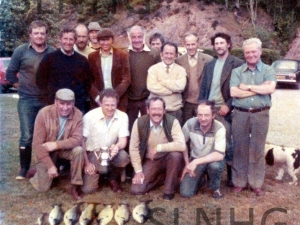 Foyers Angling Club  Stoddart Cup 1984