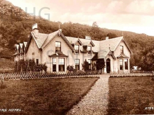 The Foyers Hotel in the 1930s,