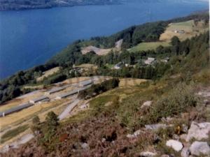 1970 Foyers Hydro Pump Storage Scheme  Camp .