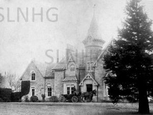 Wester Aberhalder Mansion House 1895