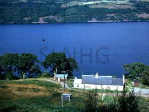 Oakland and Post Office Inverfarigaig 1968.