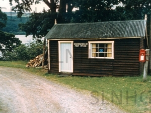 Inverfariag Post Office  1966 .