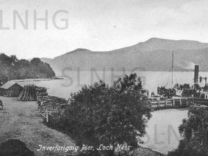 Inverfarigaig Pier c1912