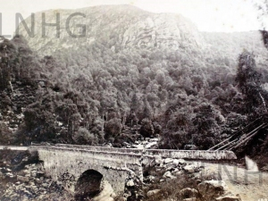 Inverfarigiag Wades Bridge c1920