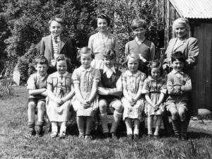 Whitebridge School 1953