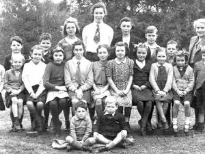 Whitebridge School 1948, .