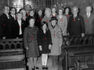 Foyers Church Group c1970