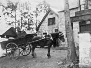 Loch Mhor stores c1906,