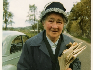 Miss Isabella Nicolson MBE