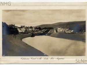 Caledonian Canal Locks Fort Augustus