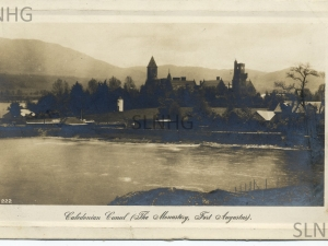 Caledonian Canal The Monastery Fort Augustus