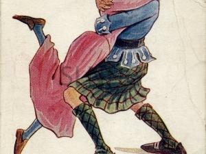 Inverness Greeting 1912