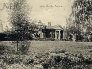 Ness Castle 1911