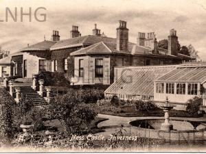Ness Castle 1914