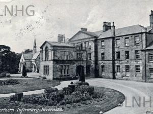 Northern infirmary 1914