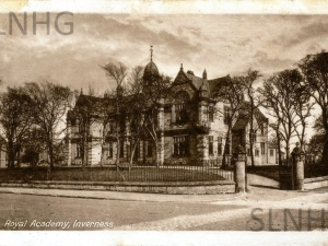 Royal Academy Inverness.