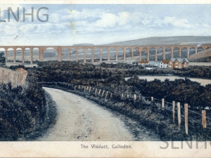Viaduct Culloden 1912