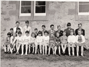 Errogie School 1967